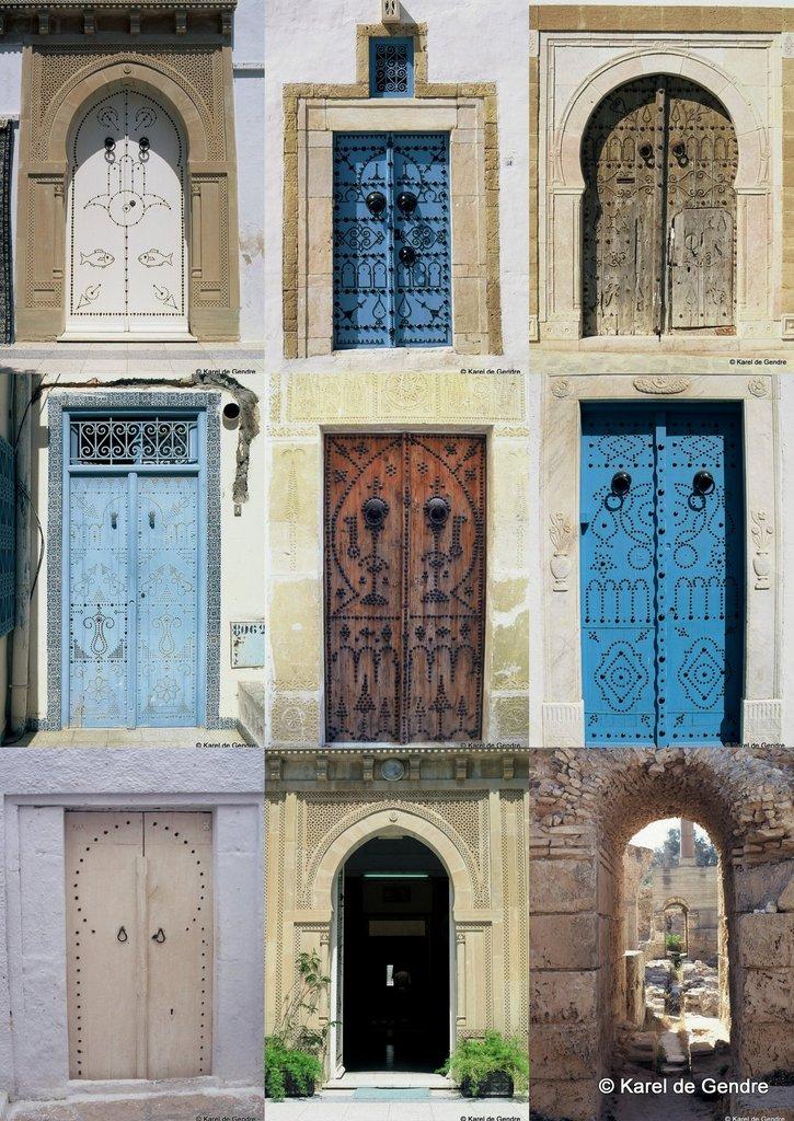 © Karel de Gendre, Tunisie