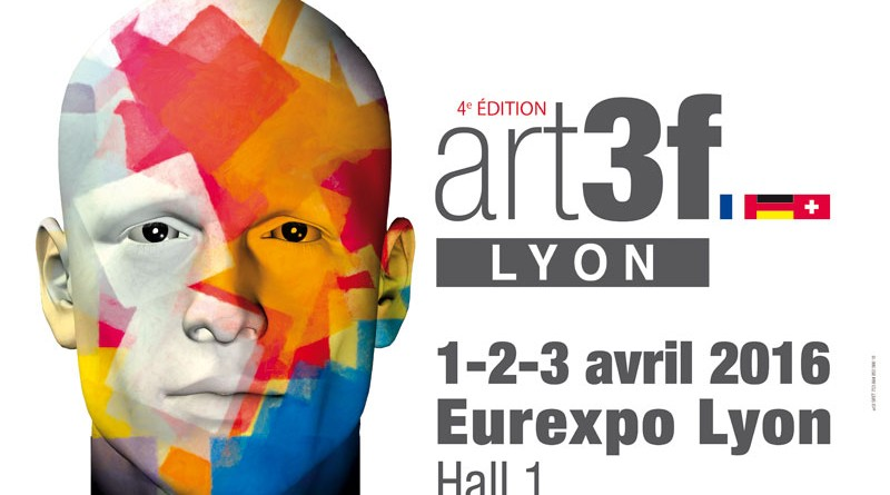 KAREL à ART3F LYON 2016