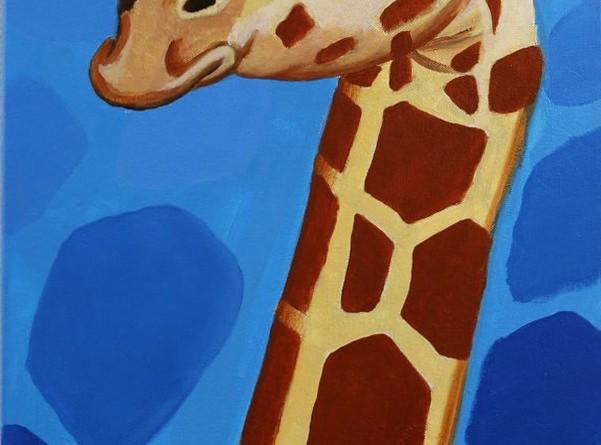 Giraffe par KareL