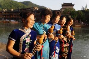 Femmes du Hunan